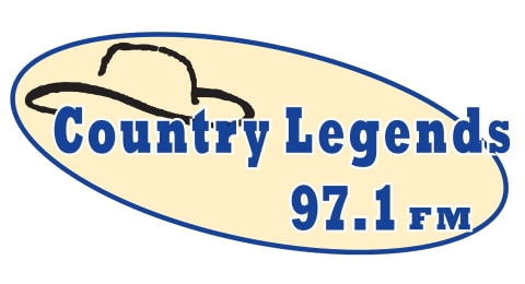Country Legends 97.1FM - Houston's Home for Country Legends! Logo