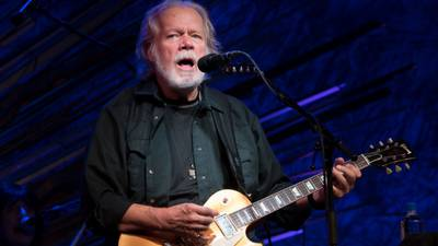 Randy Bachman to be reunited with Gretsch guitar 45 years after theft