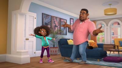 "Chris ""Ludacris"" Bridges says his new animated series 'Karma's World' has the potential to ""change the world"""