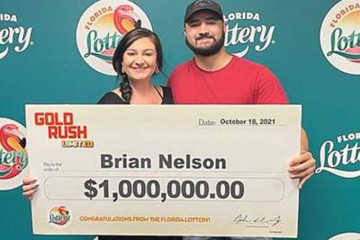 Florida man will use $1M lottery winnings to upgrade to electric toothbrush