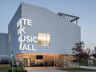FAQ White Oak Music Hall