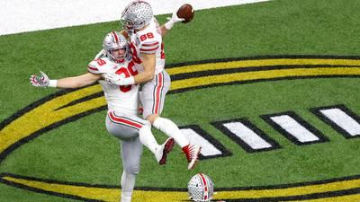 Photos: Ohio State beats Clemson 49-28 to win Sugar Bowl